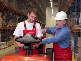 forklift safety training